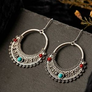 2 for $25 Vintage Inspired Ethnic Earring